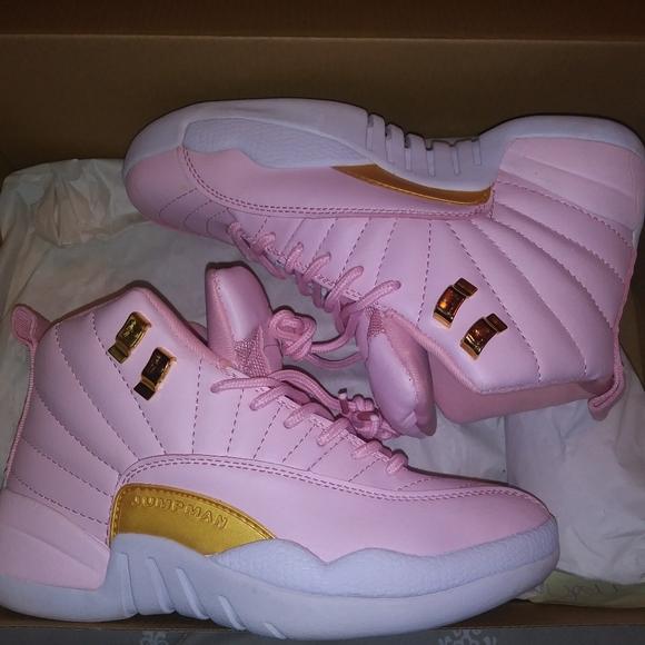 Pink Lemonade 27 Retro Jordan 12